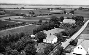 9 Luftfoto 1950 Svend Eriks album_0009edit